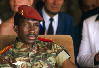 Thomas Sankara on Revolt